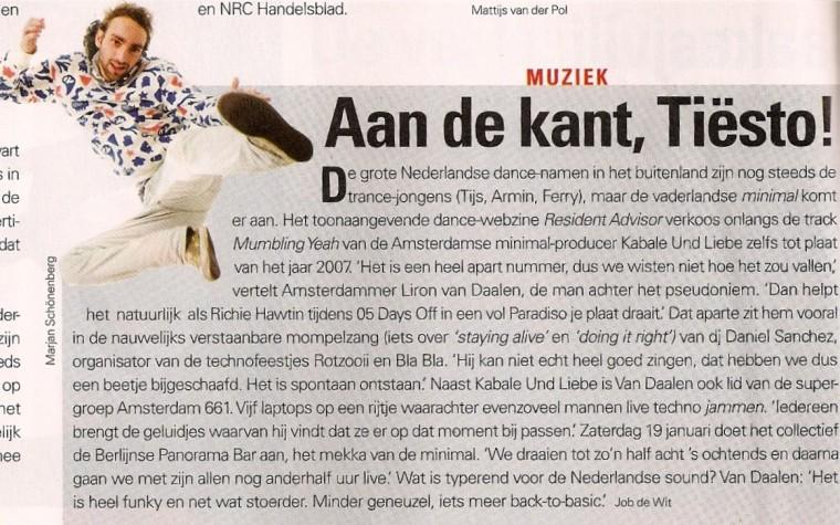 Article De Revu 2008
