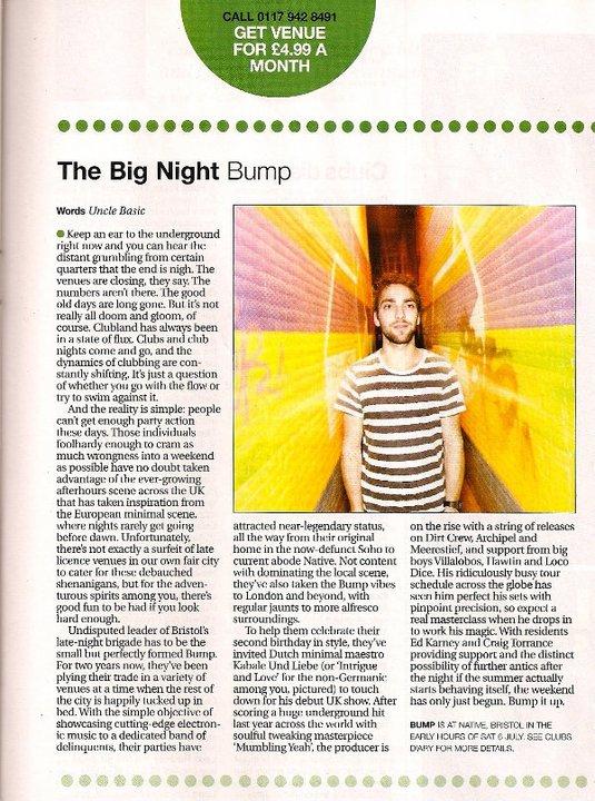 UK Magazine 2008
